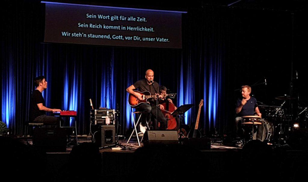 Worshipkonzert mit Lothar Kosse & Band