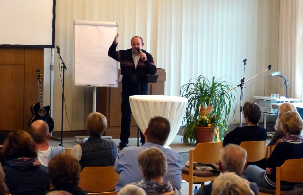 Pastor Martin Kölli